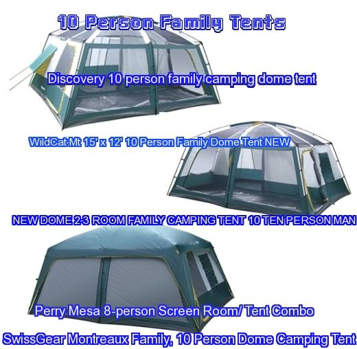 family cabin tents