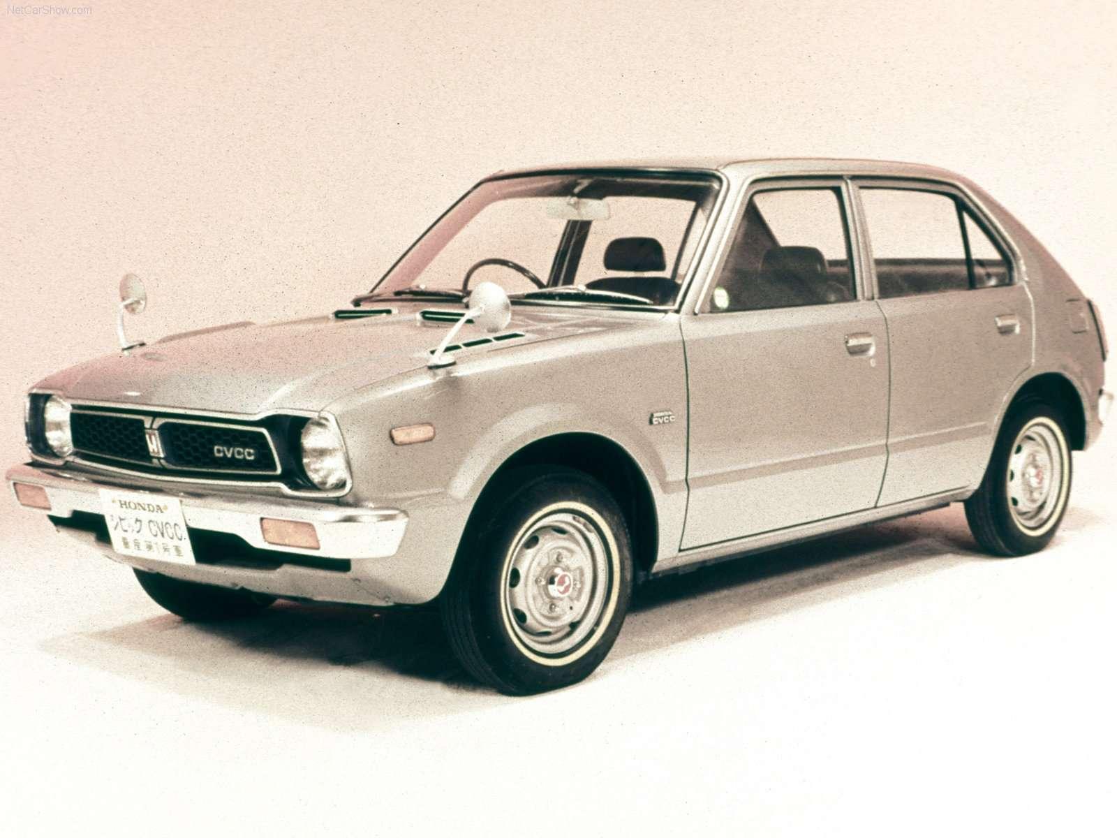 Power Cars Honda Civic Mk1 Rs