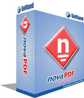 NovaPDF Professional Desktop