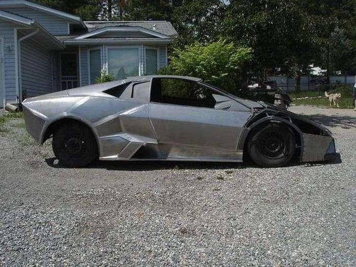 95170 - Convertir de Pontiac a Lamborghini Reventon