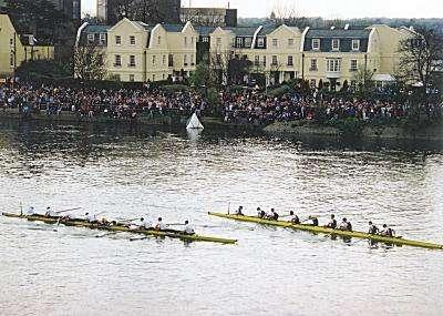Regata Oxford-Cambridge
