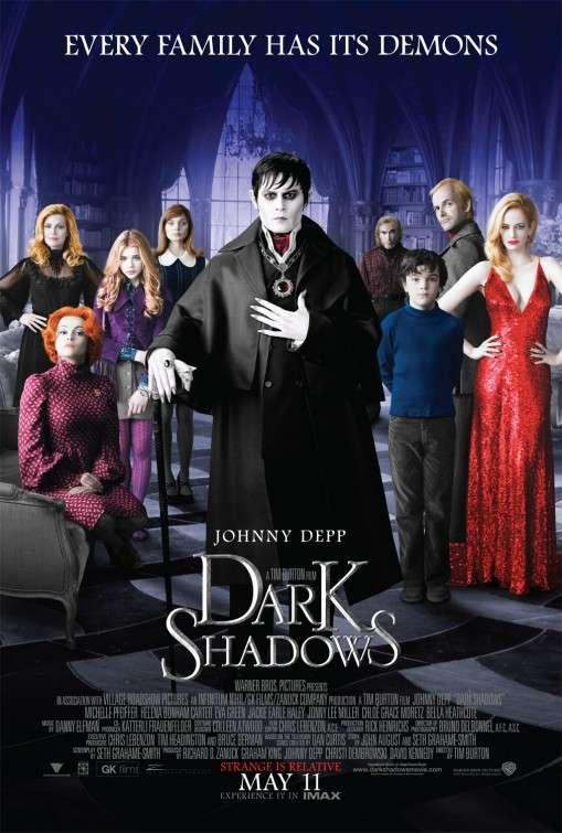 تحميل فيلم Dark Shadows 2012 للكبار فقط
