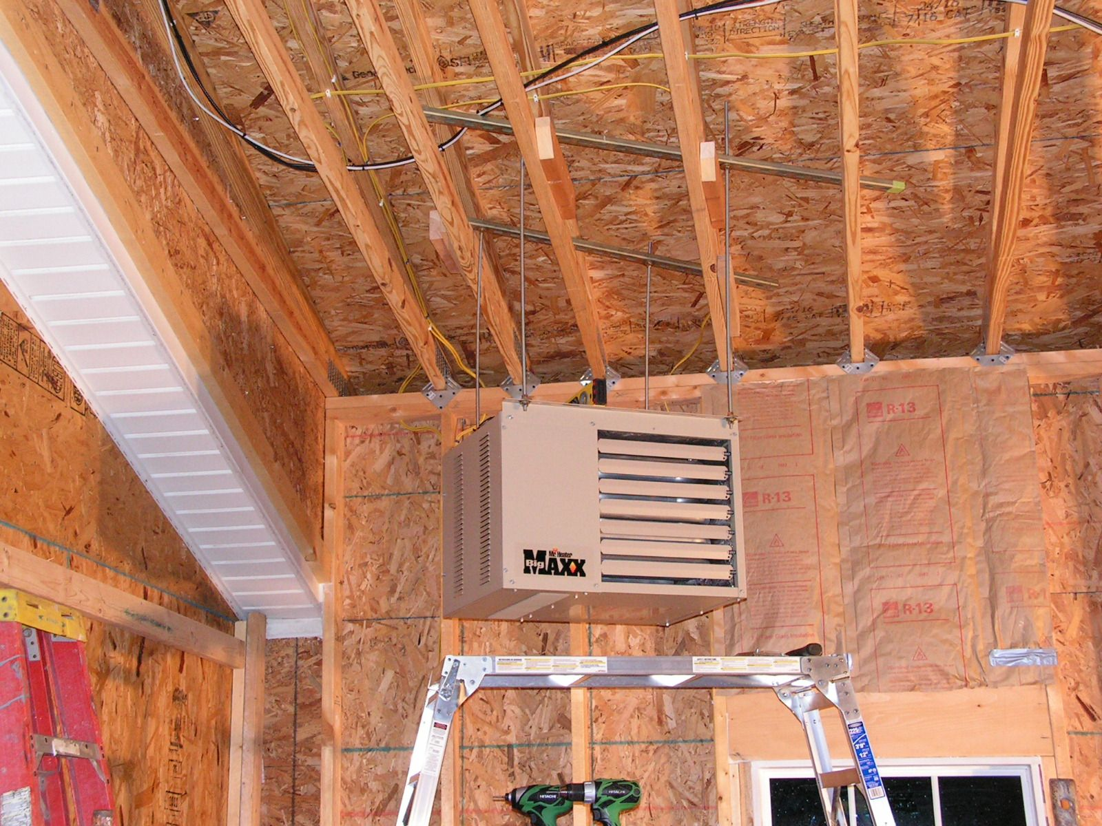 Hanging Heater Installation Nastyz28 Com